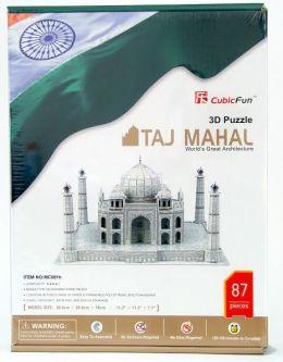 Taj Mahal 87 Piece 3D puzzle