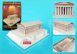 Daron 25 Piece 3D Puzzle - Parthenon