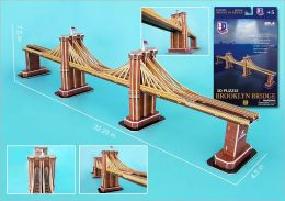 3D Puzzle Brooklyn Bridge