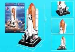 3D-NASA Space Shuttle Puzzle