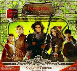 Chronicles of Narnia Prince Caspian Board Game