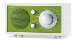 Tivoli Audio Model One AM/FM Radio - Frost White/Green