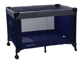 Dream On Me, Incredible Value Full Size Play Yard, Blue