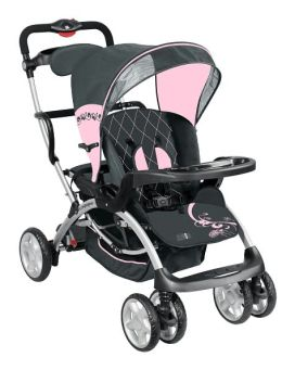Mia Moda Compagno Stoller in Pink