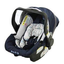 Dream On Me, Wanderer Travel System Stroller and Car Seat, Navy