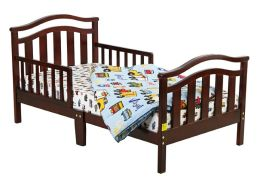 Dream On Me, Elora Collection Toddler Bed, Cherry