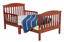 Dream On Me, Mission Collection Style Toddler Bed, Cherry