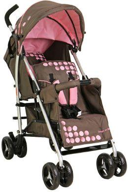 Dream On Me FreedomTandem stroller in Pink (460-P)