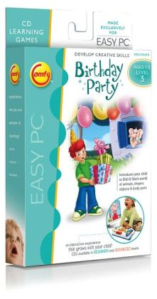 Birthday Party Software Title