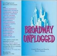 Broadway Unplugged [Original Off-Broadway Cast]