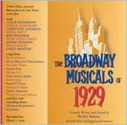 The Broadway Musicals of 1929