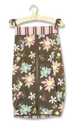 Trend Lab 101573 BLOSSOMS - DIAPER STACKER