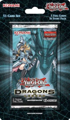 Yu Gi Oh! Dragons of Legend Booster