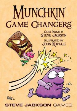 Munchkin Game Changer