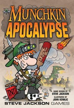 Munchkin Apocalypse Strategy Game
