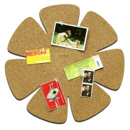 Flower Cork Board 17.5
