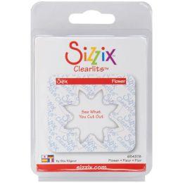 Sizzix Clearlits Die-Flower 2.125