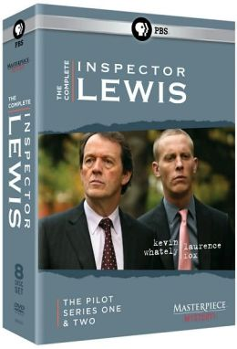 Inspector Lewis: Pilot, Series One & Two