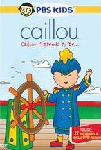 Caillou: Pretends To Be