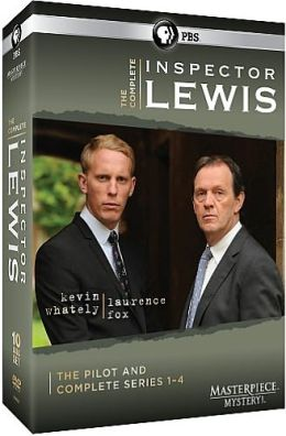 The Complete Inspector Lewis: Masterpiece Mystery!