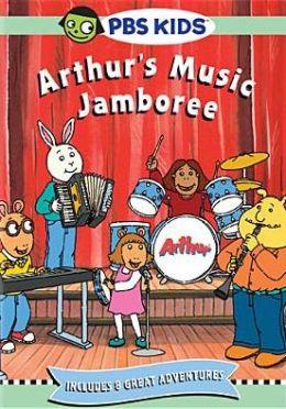 Arthur: Arthur's Music Jamboree