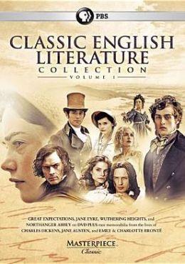 Masterpiece Classic: Classic English Literature 1