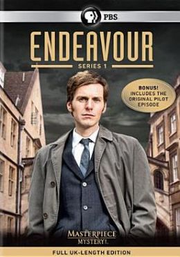Masterpiece Mystery: Endeavour Series 1