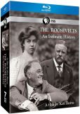 Video/DVD. Title: Ken Burns: The Roosevelts