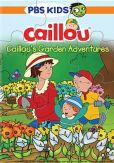 Video/DVD. Title: Caillou: Caillou's Garden Adventures & Puzzle