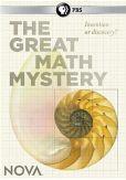 Video/DVD. Title: NOVA: The Great Math Mystery