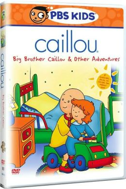 Caillou: Big Brother Caillou
