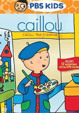 Caillou the Creative / (Full Dol)