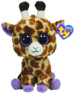Ty Beanie Boos Plush - Safari Giraffe