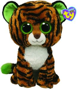 TY Beanie Boos Plush Stripes Tiger