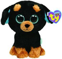 Ty Beanie Boos Plush - Tuffy dog