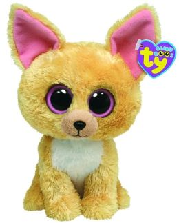 Ty Beanie Boos Plush - Nacho dog