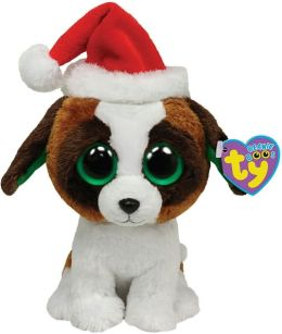 Dog Santa Hat Boo 6 Inch