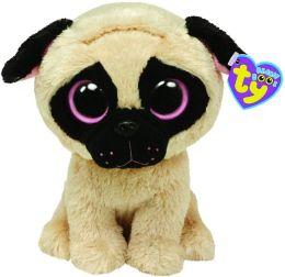 Ty Beanie Boos 6 Inch Plush - Pugsly dog