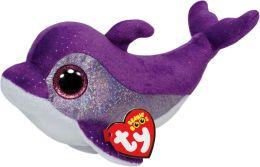 Flips Purple Dolphin - Beanie Boo