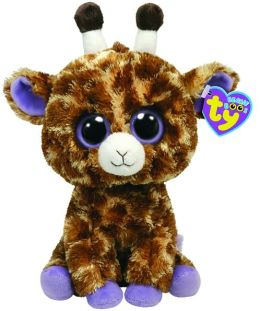 Ty Beanie Boos Plush - Safari giraffe 13in