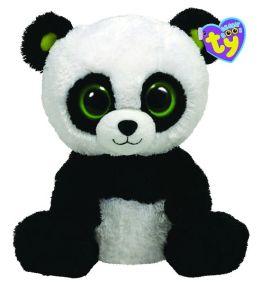 Ty Beanie Boos Plush - Bamboo panda 13in