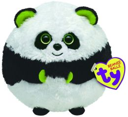 Ty Beanie Ballz Plush - Bonsai panda