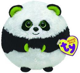 Ty Beanie Ballz Plush - Bonsai panda