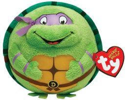 Donatello Teenage Mutant Ninja Turtle Plush Ballz