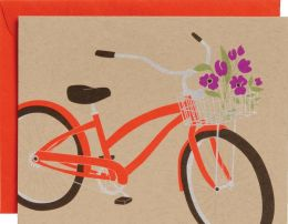 Bicycle Note Card Set of 8