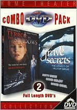 Grave Secrets/Terror in the Shadows