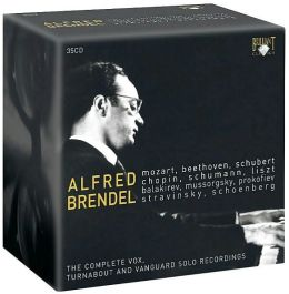 Alfred Brendel - The Complete Vox, Turnabout, and Vanguard Solo Recordings, 1958-1970