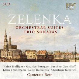 Zelenka: Orchestral Works; Trio Sonatas