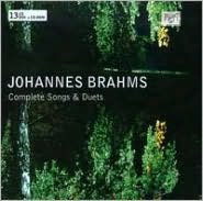 Brahms: Complete Songs & Duets