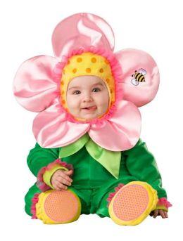 Baby Blossom Infant/Toddler Costume: Size Infant (6-12M)